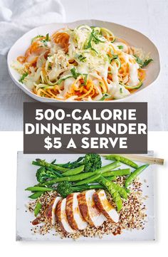 A month of dinners for families on a budget 500 Calorie Meal Plan, 500 Calorie Dinners, Meals Under 500 Calories, 300 Calories, Calorie Diet, Healthy Lunches For Kids, Clean Lunches, Kid Lunches, Kid Snacks