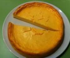 Rezept Käsekuchen New York Style (ohne Boden) von NiRo1310 - Rezept der Kategorie Backen süß