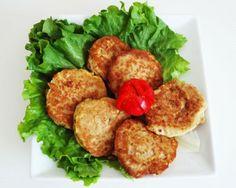Tuna pancakes (Chamchijeon) Tuna Recipes, Side Dish Recipes, Seafood Recipes, Asian Recipes, Cooking Recipes, Healthy Recipes, Ethnic Recipes, Cooking Game, Asian Foods