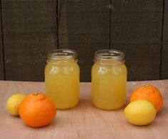 Homemade Citrus Electrolyte Drink Recipe | Paleo inspired, real food