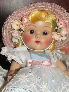 My Vintage Vogue Ginny Doll....