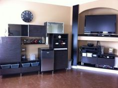 Teen Pad equipped with study zone, snack area, and gaming center!