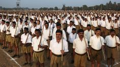 India's Hindu nationalist group RSS switches from shorts to brown pants after 90 years