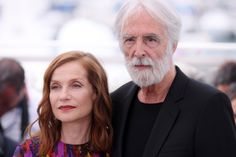 Isabelle Huppert & Michael Haneke On Their 'Happy End' – Cannes Studio
