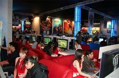 game online center