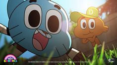 the amazing world of gumball anime ver | The Amazing World Of Gumball Now On Indian Television – Courtesy ...