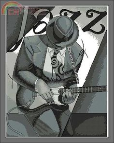 Jazz music.