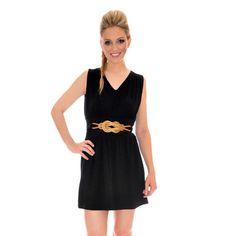 Calla Dress in Black.