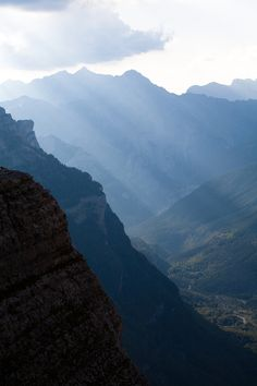 Ordesa y Monte Perdido National Park - Spain