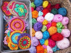 Crochet Workshop by AnnieDesign, via Flickr