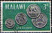 Malawi 1965 SG 232 First Coinage Fine Used SG 232 Scott 22 Other British Commonwealth Empire and Colonial stamps Here
