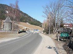 Triebener Tauern Pass, Austria