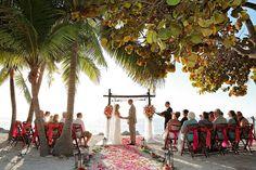 Key West wedding. Tropical wedding. Say yes in Key West.