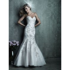 Allure Couture Wedding Dresses - Style C283