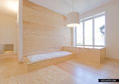 BLOMKVIST Apartment in Stockholm // Bunker Hill | Afflante.com