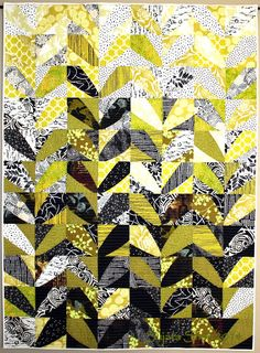 Daffodil Dreams by Sujata Shah | Cultural Fusion Quilts