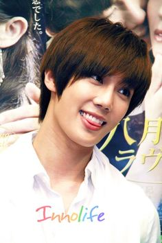 Park JungMin ♥ LOVE Song in August [2011.07.18]