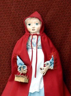 Red Riding hood end of Topsy Turvy