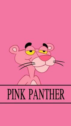 Pink Panther Cartoon Wallpaper, Disney Phone Wallpaper, Pink Wallpaper, Iphone Wallpaper, Disney Boo, Rosa Panther, Panthères Roses, Pink Panter, Desenhos Cartoon Network