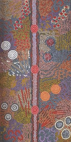 Michelle Possum Nungurrayi / Women's Dreaming Aboriginal Art – Buy Authentic Australian Indigenous Artworks and Paintings