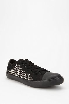 BESS @ UO Studded Sneaker #urbanoutfitters