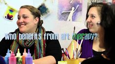 New Jersey Art Therapy Association Public Service Announcement: Benefits of Art Therapy