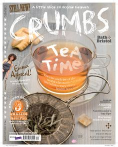 A new year and a new issue! www.crumbsmag.com