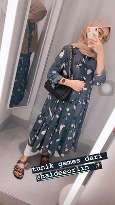 Modern Hijab Fashion, Street Hijab Fashion, Hijab Fashion Inspiration, Fashion Outfits, Moslem Fashion, Hijab Trends, Stylish Dresses For Girls, Casual Hijab Outfit, Kurta Designs Women