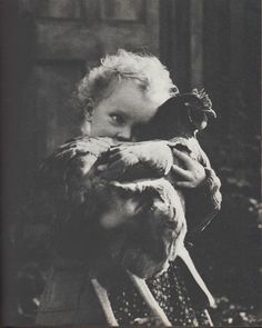 Mother and Child book by Nell Dorr Pictures mostly of Tasha and her children by her neighbor Nell Dorr