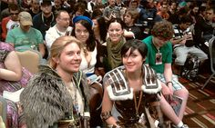 D*C 2012 - Dragon Age Costumers by =xREBEL666x on deviantART