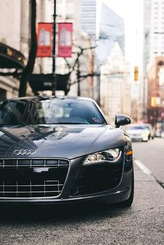 Audi R8.....Christian in the city.