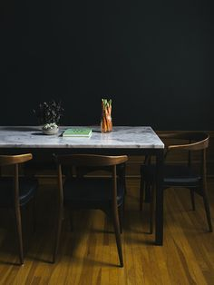 Italian Farm Table With White Marble Top Farm Tables Pinterest - Marble top farm table