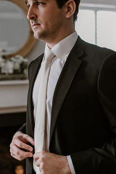 Classic Black Suit   The Groomsman Suit #weddings #blacksuit #groom Black Suit Wedding, Tuxedo Wedding, Wedding Suits, Black Suit Jacket, Black Suits, Woods Wedding Inspiration, Groom And Groomsmen Suits, Costume Noir, Best Wedding Colors