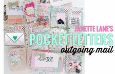 Outgoing Pocket Letters™ / Inspiration Video
