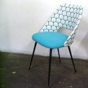 vintage Chaise Vintage, Decoration, Cool Furniture, Teak, Upholstery, Dining Chairs, Sang, Chic, Home Decor
