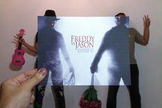 Beware their weapons of mass destruction. #FreddyvsJason #movies #horror