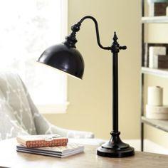 Bradley Task Lamp | Fabrics | Ballard Designs #celebrateballard