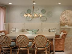 Romantic Dining-rooms from Joseph Berkowitz on HGTV