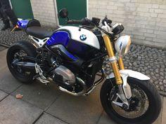BMW r nine t individual. Motorrad. R9T cafe racer