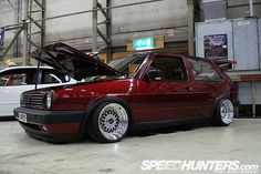 Perfect Mk2 Golf