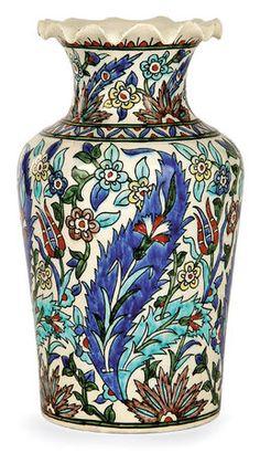 Turkish vase