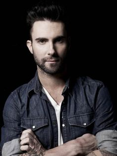 Adam Levine-- its his eyes i cant help it