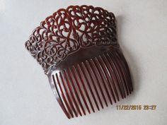 Vintage Hair Comb | eBay