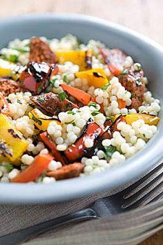 Pearl Couscous Salad   WholeFoodsMarket.com