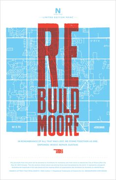 The Beauty of Letterpress: Rebuild Moore Edition