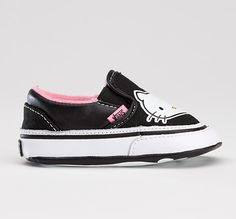 Hello Kitty Baby Shoes | Introducing The New Hello Kitty Vans Shoes For Babies  Toddlers ...