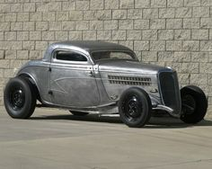 """So-Cal Speed Shop Building ZZ Top's Billy Gibbons' """"Wiskeyrunner"""""""
