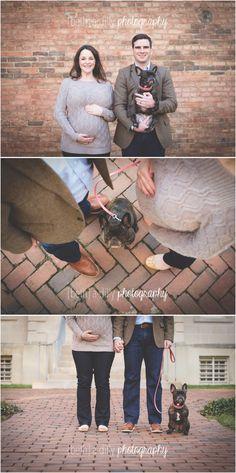 a puppy + a baby bump   northern virginia maternity photographer » beth a-dilly photography   Alexandria VA, Fairfax VA, DC   Family, Children, Maternity, Engagement Photographer