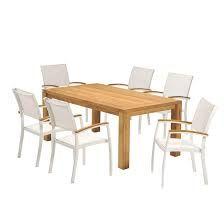 chaise patio aluminium et bois - Recherche Google