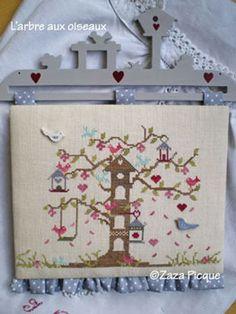 Flowers & Gardens : L'Arbre aux Oiseaux